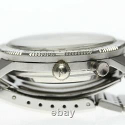 SEIKO 5717-8990 One-push chronograph Cal. 5717A Hand Winding Men's Watch 560797
