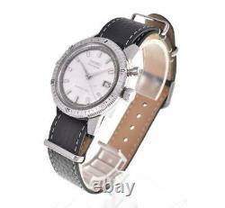 SEIKO One-push chronograph 5717-8990 SilverDial Hand Winding Men'sWatch I#103320