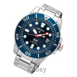 SEIKO PROSPEX PADI SNE435 Solar Stainless Steel Special Edition Diver Mens Watch