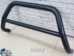 SUZUKI GRAND VITARA BULL BAR BLACK NUDGE PUSH GRILL A-BAR 60mm 2006-2014 NO AXLE