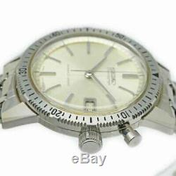 Seiko 5717-8990 One push chronograph 3rd model 1964 Tokyo Olympics Watch