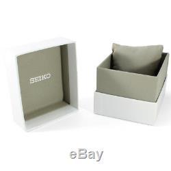 Seiko 5 SNKE04 K1 Silver Gold Tone White Dial Men's 50m Automatic Analog Watch