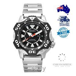Seiko Starfish Shurikane Black Automatic SKZ283 Mens Divers Watch