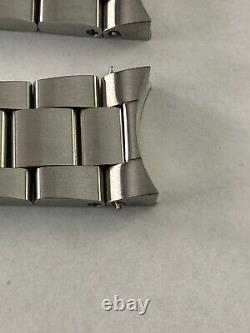 Steinhart Ocean One 39 (3) Stainless Bracelets withend links & push pins