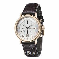 Thomas Earnshaw ES-8100-05 Men's BEAUFORT MULTI-FUNCTION Quartz 43mm Watch