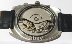 Vintage Ricoh Ocean Diver Automatic Rotating inner bezel Push Button Men's watch